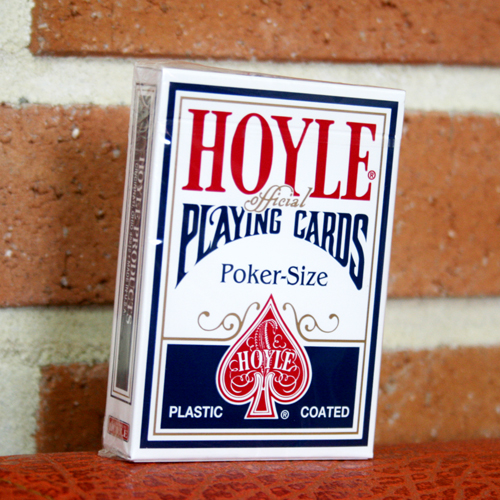 호일 포커덱 블루 (Cards Hoyle Poker deck - Blue)