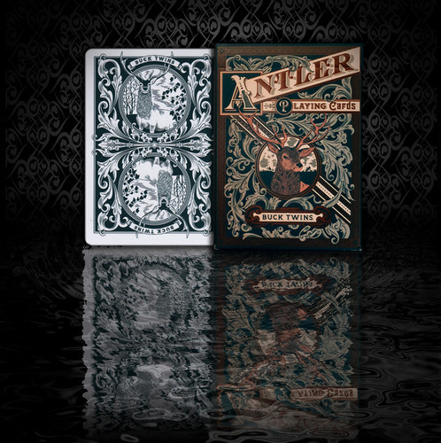 엔틀러 헌터 그린 (Antler Hunter Green Playing Cards)
