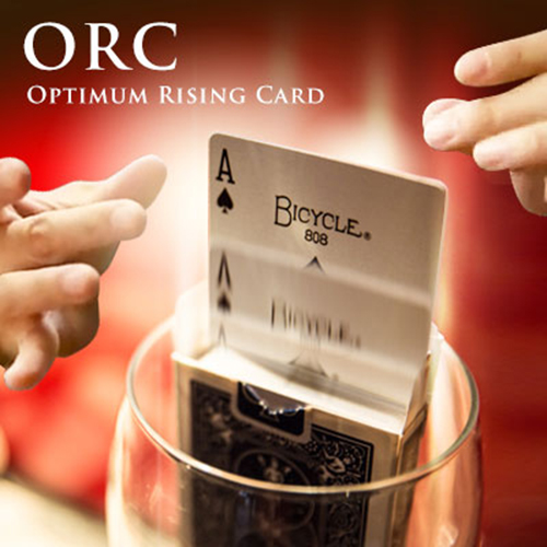 O.R.C(O.R.C (Optimum Rising Card) by Twain Ben) + DVD
