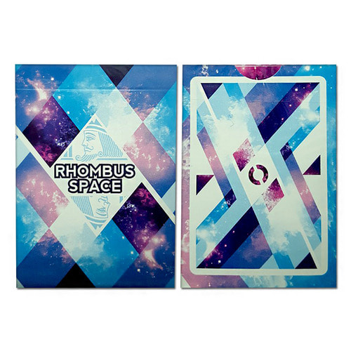 롬버스 스페이스덱 (Rhombus Space Playing Cards)