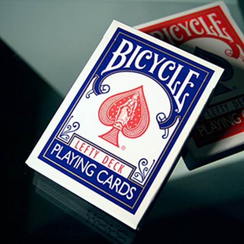 레프티덱 파랑 (Lefty Deck (Blue) by House of Playing Cards - Trick)