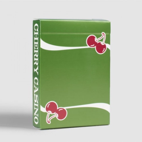 체리 카지노 사하라 그린 (Cherry Playing Cards Sahara Green)