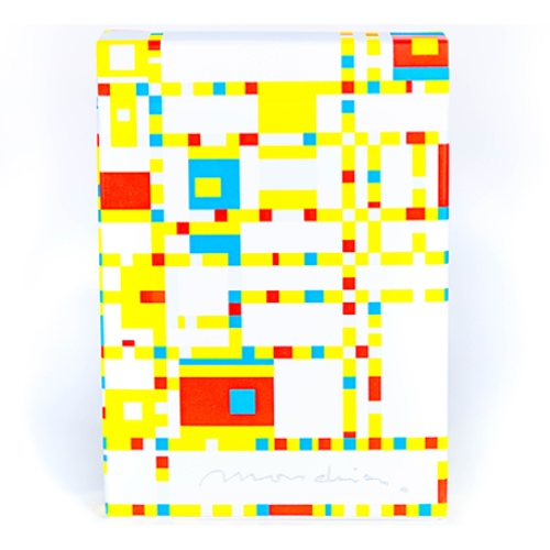 몬드리안덱 V2 (Mondrian Broadway Playing Cards)