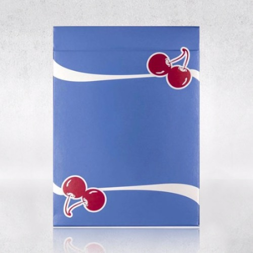 체리 카지노 타호 블루 (Cherry Playing Cards Tahoe Blue)
