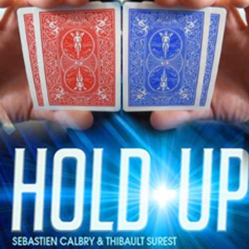 홀드업 블루 (HOLD UP blue by Sebastien Calbry) + 기믹포함