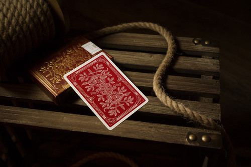 모나크덱 레드 (Monarch Playing Cards - Red Edition)