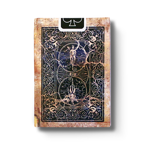 마크드 빈티지 1800덱 블루 (MARKED VINTAGE 1800 PLAYING CARDS BLUE)