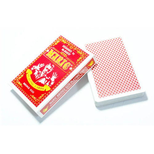 [한정판] OHIO MADE 공장이전전 생산분 (Mr. Maric Playing Card Bridge Size)