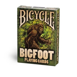 빅풋덱 (Bicycle Bigfoot Playing Cards)