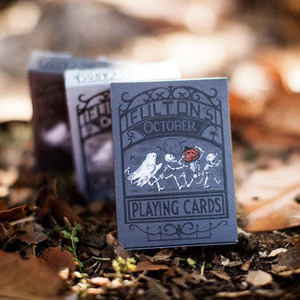 [판매 종료] 옥토버덱 V2 (October Playing Cards, Rerelease by Brad Fulton)
