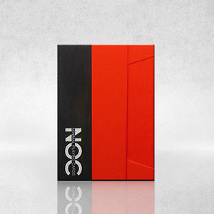 녹덱 V3 레드 (NOC Deck V3 Red)