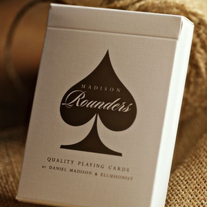 매디슨 라운더스덱 브라운 (Madison Rounders Playing Cards_Brown)