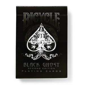 블랙 고스트덱 (Bicycle Black Ghost 2nd Edition Decks)
