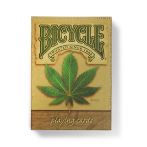 헴프덱(Bicycle Hemp Deck by US Playing Cards)