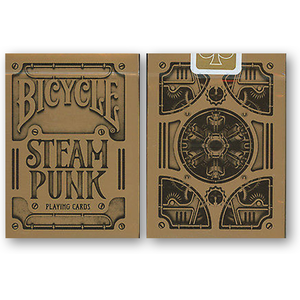스팀펑크덱_USPCC버전 (Bicycle Steampunk Playing Cards by USPCC)