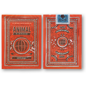 애니멀 킹덤덱 (Animal Kingdom Playing Cards)