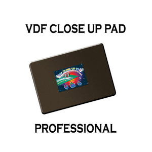 VDF클로즈업패드프로-블랙(VDF Close Up Pad - Professional size - Black)