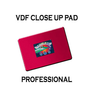 VDF클로즈업패드프로-레드(VDF Close Up Pad - Professional size - Red)
