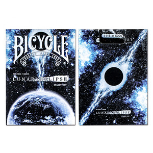 바이시클 루나 이클립스 (Bicycle Luna Eclipse Limited Playing Card)