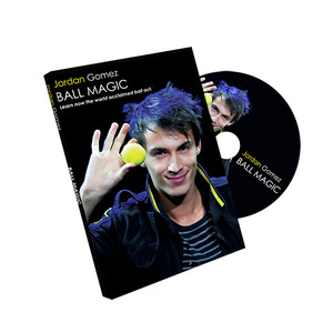 볼 매직 (Ball Magic by Jordan Gomez - DVD)