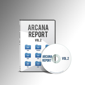 아르카나 리포트 Vol.2 (ARCANA Report Vol.2 DVD)