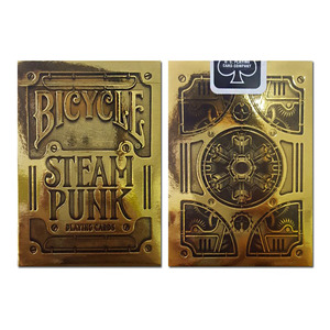 골드 스팀펑크덱 (SteamPunk Gold Plaing Cards)