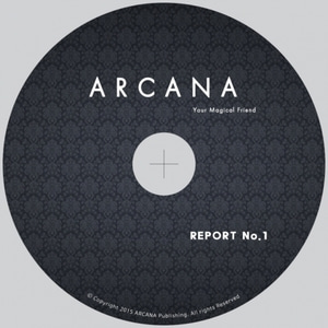 아르카나 리포트 Vol.1 (ARCANA Report Vol.1 DVD)