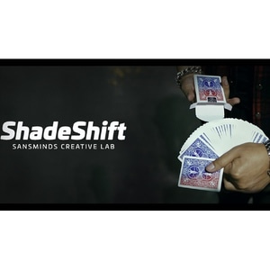 쉐이드 쉬프트 (Shade Shift by Sans Minds) DVD + Gimmick