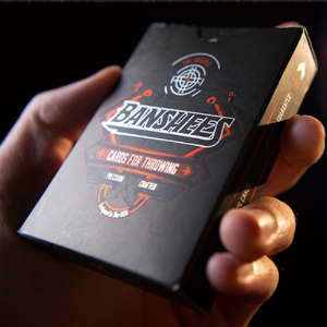어드벤스드 벤시스덱 (Banshees Advanced: Cards for Throwing)