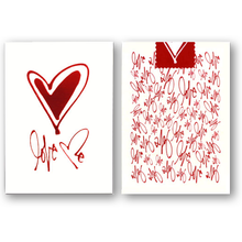 러브미덱 카드 (Love Me Playing Cards)