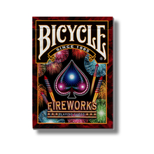 파이어워크덱 (Bicycle Fireworks Playing Cards)