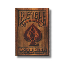 바이시클 우드덱 (Bicycle Wood Playing Card)