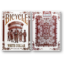 바이시클 화이트 칼라덱 (Bicycle White Collar Playing Cards)