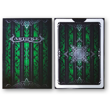 아티피스 에메랄드덱 (Artifice Emerald Playing Cards)